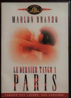Le Dernier Tango à Paris - Marlon Brando Maria Schneider - ( Version Intégrale Non Coupée, Non Censurée ) . - DVD