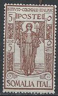 Somalie Italienne YT 83 Sassone 86 XX / MNH - Somalie