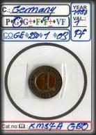 GERMANY EMPIRE:#COINS# IN MIXED CONDITION#.(CO-GE260-1 (03) - [ 3] 1918-1933 : República De Weimar