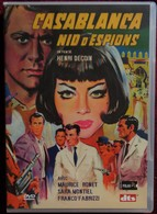 CASABLANCA Nid D'espions - Film De Henri Decoin - Maurice Ronet - Sara Montiel . - Action, Aventure