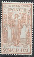 Somalie Italienne YT 87 Sassone 90 XX / MNH - Somalie