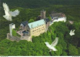 Eisenach / Wartburg / 3D / Wackelkarte / Burg / Castle (D-A299) - Eisenach
