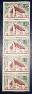"""France 1965 Y&T** N° 1435 """" Chapelle De Ronchamp """" - Unused Stamps"""
