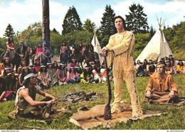 Indianer / Karl May / Elspe / Festspiele (D-A303) - Indianer