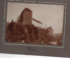 Petschau Photo Datée Du 19 Avril 1910 - Czech Republic