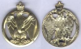 Insigne De Béret Du 94e Régiment D'Infanterie - Armée De Terre