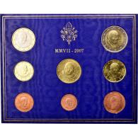 Vatican, Set, Benoit XVI, 2007, FDC - Vatican