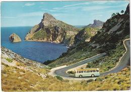 Formentor: AUTOBUS COACH AUTOCAR TOURINGCAR - Mallorca - (Espana/Spain) - Buses & Coaches