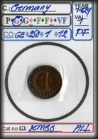 GERMANY EMPIRE:#COINS# IN MIXED CONDITION#.(CO-GE260-1 (12) - [ 3] 1918-1933 : República De Weimar
