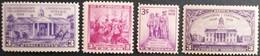Estados - Unidos: Año. 1938 - Pequeño Lote. Dent. 11X10-1/2 - United States
