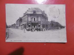 D 59 - Armentières - Le Boulevard Dumez Et La Rue D'Erquingham - Armentieres
