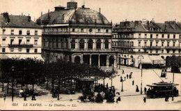 76 - LE HAVRE - Le Théâtre - Autres