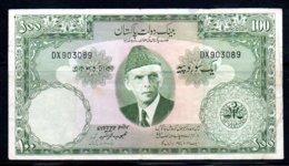 329-Pakistan Billet De 100 Rupees DX903 - Pakistan