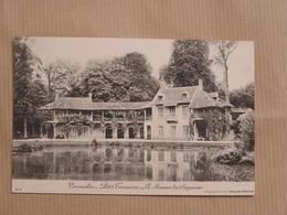 VERSAILLES Le Petit Trianon La Maison Du Seigneur (2) Département 78 Yvelines France Carte Postale Postcard - Versailles (Kasteel)