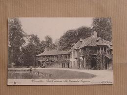VERSAILLES Le Petit Trianon La Maison Du Seigneur (3) Département 78 Yvelines France Carte Postale Postcard - Versailles (Castillo)