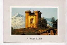 AYMAVILLES, Valle D'Aosta, Used Postcard [23213] - Italy