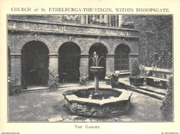 St Ethelburga-the-Virgin Within Bishopsgate (D-A308) - Sonstige