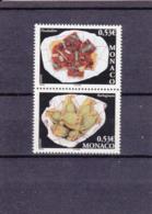 2005 - Europa Cept - Monaco - N°YT 2491 Et 2492** Paire Verticale - 2005