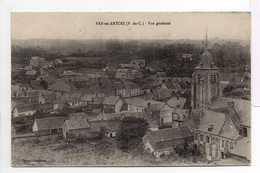 - CPA PAS-EN-ARTOIS (62) - Vue Générale 1917 - Photo Bissonnieu - - Francia
