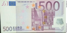 EURO ALEMANIA(X) 500 R002 DUISENBERG - EURO