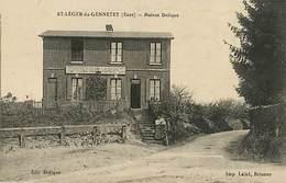 27 Saint Leger Du Gennetey  Maison Dolique - Autres Communes
