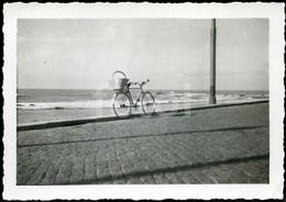 1958 ORIGINAL AMATEUR PHOTO FOTO VELO BIKE  BICICLETA INVICTA PORTO OPORTO PORTUGAL - Ciclismo
