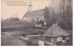 28 Eure Et Loir -  THIRON - Dépendances De L'ancienne Abbaye - Réserve De Poissons Datant Des Moines - Pêche