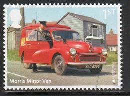 Great Britain 2013 Single 1st Stamp From British Auto Legends Mini Sheet. - 1952-.... (Elizabeth II)