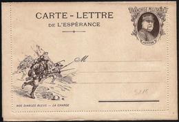 Francia/France: Franchigia Militare, Franchise Militaire, Franchise Military, Diavoli Blu, Diables Bleus, Blue Devils - Prima Guerra Mondiale