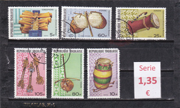 Todo  -  Serie Completa    - 5/2788 - Togo (1960-...)