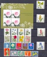 BLOEMEN  (VERZ 081) - Stamps