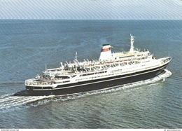 Hafen / Harbour / Port / Schiffe / Ships / Bateaux: MS Ivan Franko (D-A311) - Schiffe