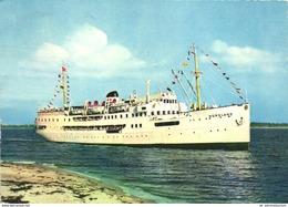 Hafen / Harbour / Port / Schiffe / Ships / Bateaux: MS Nordland (D-A311) - Schiffe