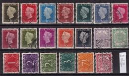 Dutch Surinam , Nice Selection Of 20 Old Stamps, Vfu - Suriname ... - 1975