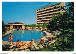 MONTEGROTTO  TERME (PD):   HOTEL  TERME  MARCONI  -  PIEGA  D' ANGOLO  -  PER  LA  SVIZZERA  -  FG - Salute