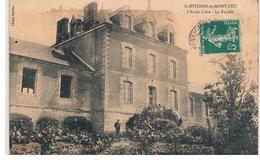 CPA ST ETIENNE DE MONTLUC L Ecole Libre - Saint Etienne De Montluc