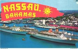 Schiffe / Ships / Bateaux / Nassau / Bahamas (D-A317) - Dampfer