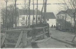 BRUXELLES - ANDERLECHT - CUREGHEM : A L'Ile Sainte Hélène - Cachet De La Poste 1907 - Autres