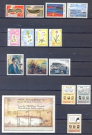 FAROER   (VERZ 070) - Stamps