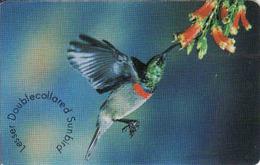 South Africa Chip R15, Doublecollared Sunbird, Fauna, Colibri - Afrique Du Sud