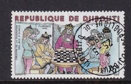 Djibouti 1980, Chess, Minr 279, Vfu - Djibouti (1977-...)