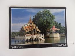 Thailand, Ayutthaya. - Thailand