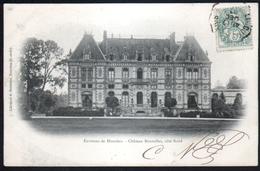 91, Environs De Dourdan, Chateau Bonelles, Cote Nord - Dourdan