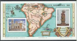 ARGENTINA , HOJA BLOQUE  ANIVERSARIO  DESCUBRIMIENTO DE AMERICA  MNH  ** - Cristóbal Colón