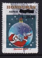 Honduras 2005, Overprint, Minr 1854, Vfu. Cv 4 Euro - Honduras