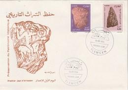 Algérie FDC 1994 Yvert Série 1062 Et 1063 Patrimoine - Algeria (1962-...)