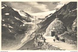 Sassal Masone / Palü Gletscher / Pension & Restaurant (D-A321) - GR Grisons