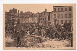 - CPA BOULOGNE-SUR-MER (62) - Débarquement De Poissons (belle Animation) - Edition Stévenard 204 - - Boulogne Sur Mer