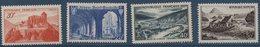 FR 1949  Sites Et Monuments     N°YT  841A - 843  ** MNH - France