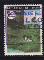 Nicaragua 1981, Intelsat, Minr 2230, Really Used - Nicaragua